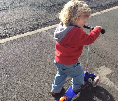 Review of Mini Micro Scooter with T Bar