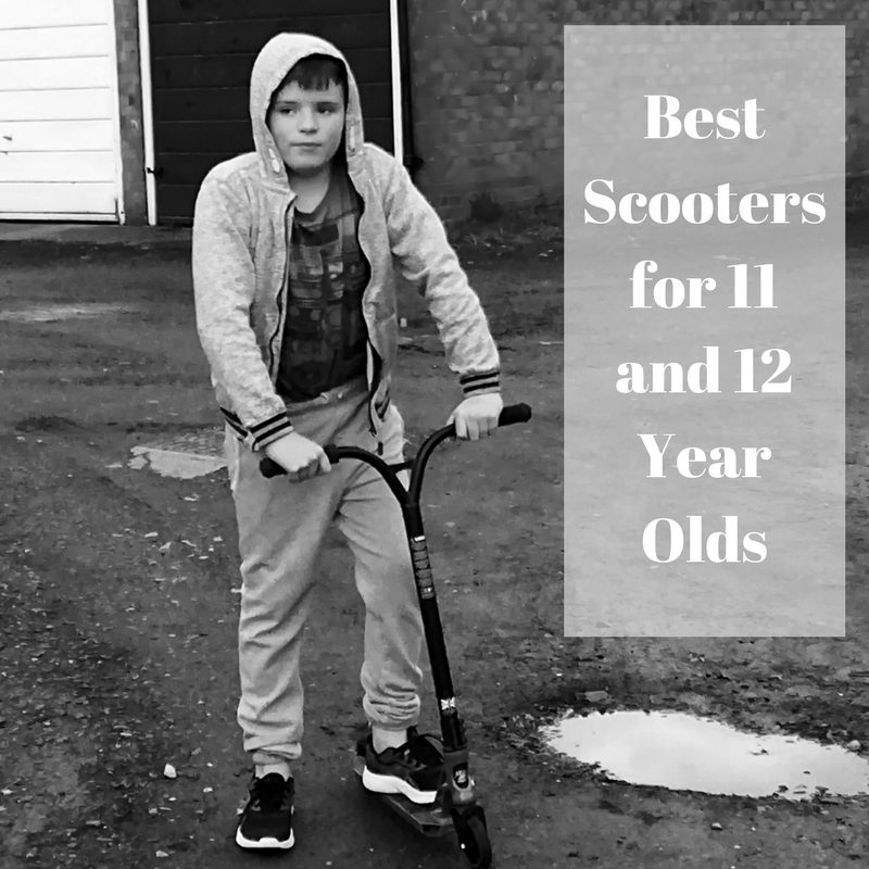 Best Scooters For 11 And 12 Year Olds Best Scooters For Kids