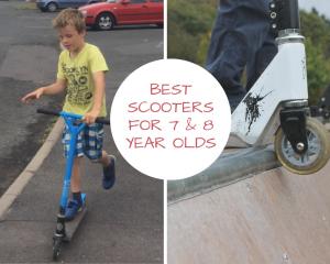 Two Bare Feet 360 XV STUNT SCOOTER PRO KICK Series Fixed Street Push