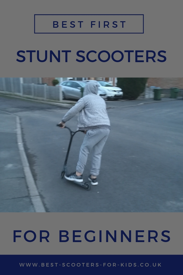Best Stunt Scooters for Kids and Teens   Best Scooters For Kids