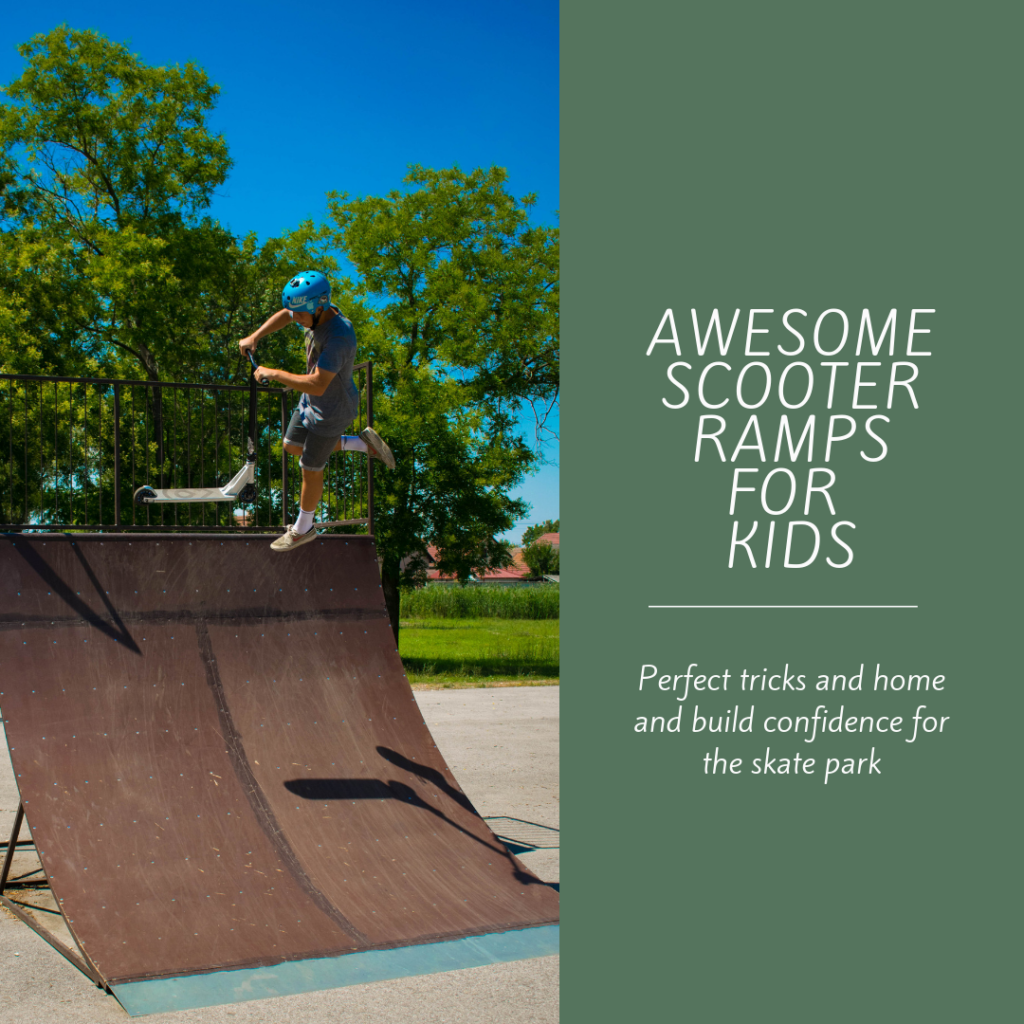 Best Stunt Scooter Ramps Best Scooters For Kids